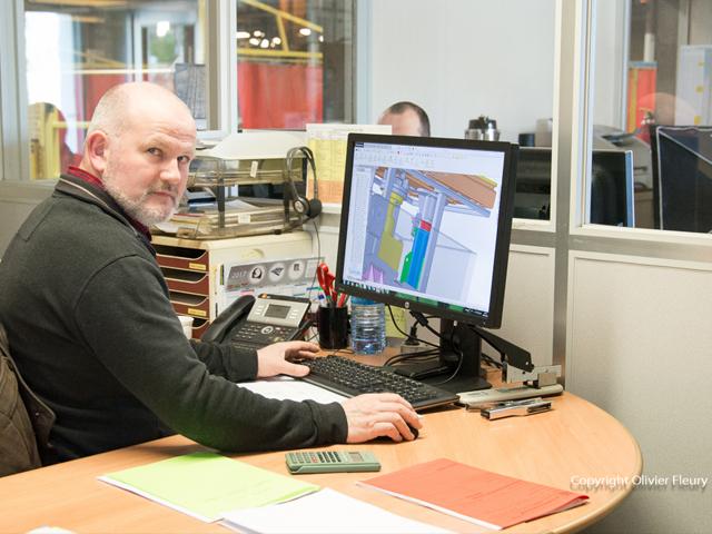 dessinateur industriel MECATLAS