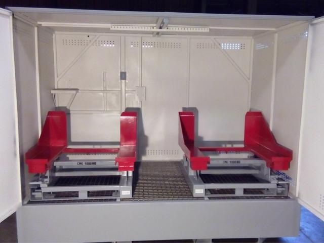 armoire de stockage - biens d'équipement - MECATLAS