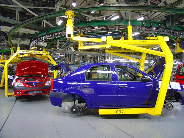 balancelle de transfert de véhicule - industrie automobile - biens d'équipement - MECATLAS