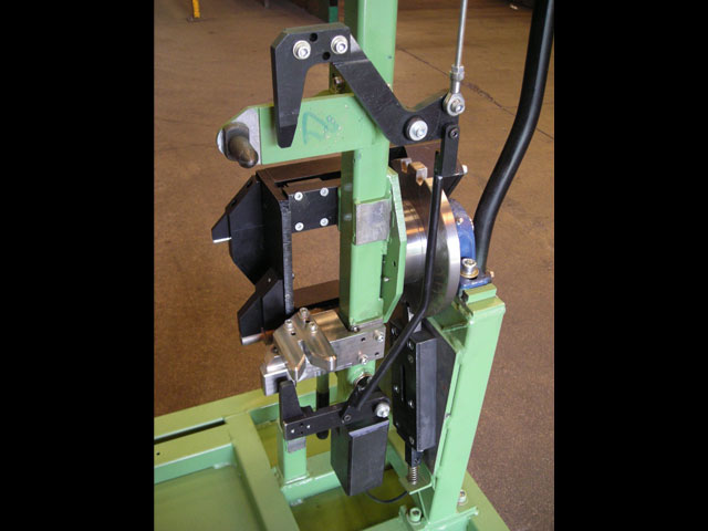 Détail d'un dispositif mécanique