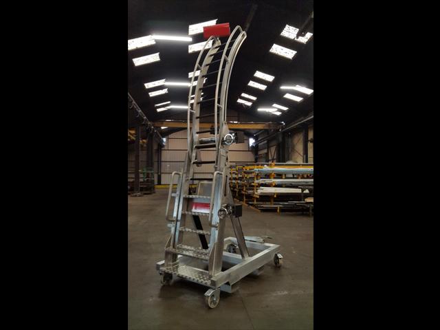 échelle de maintenance - biens d'équipement - MECATLAS