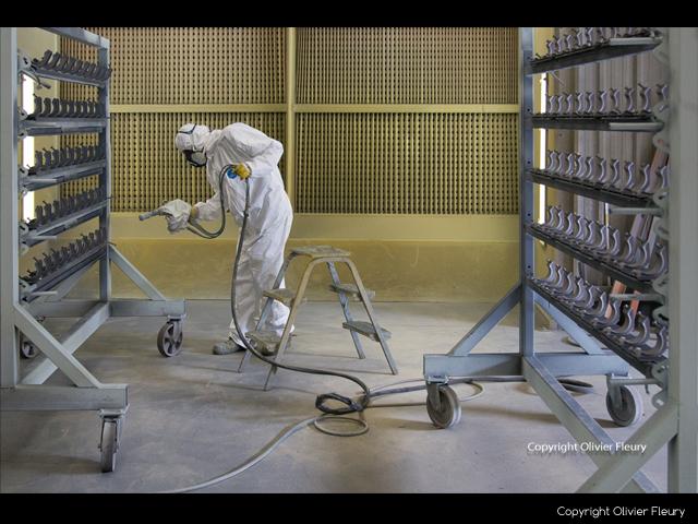 atelier peinture - biens d'équipement - MECATLAS
