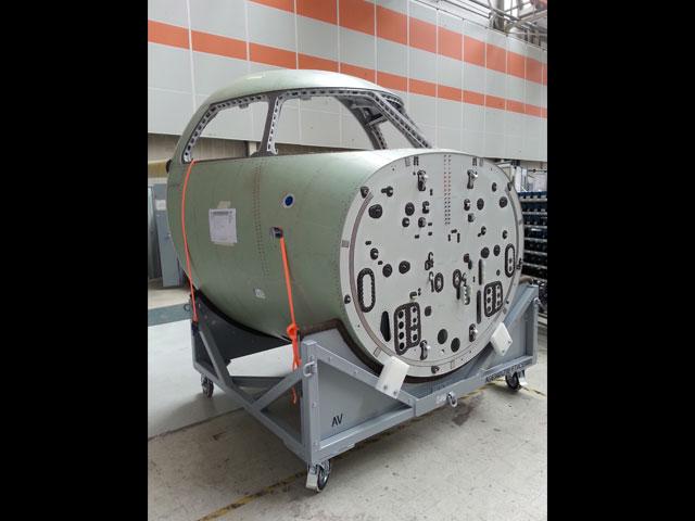 Support de stockage - industrie aéronautique - biens d'équipements - MECATLAS